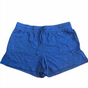 Athletic Works Speckled Lounge Shorts